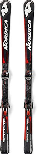 Nordica Dobermann Spitfire Ti Evo Skis + TPX 12 Evo Ski Bindings 2017 / 2018