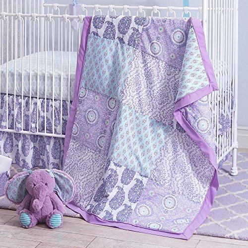 Olivia 4 Piece Baby Crib Bedding Sets