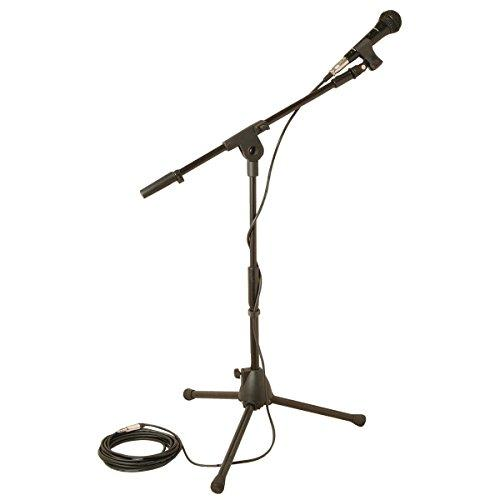 On Stage Stands Drum/Amp Tripod with Boom