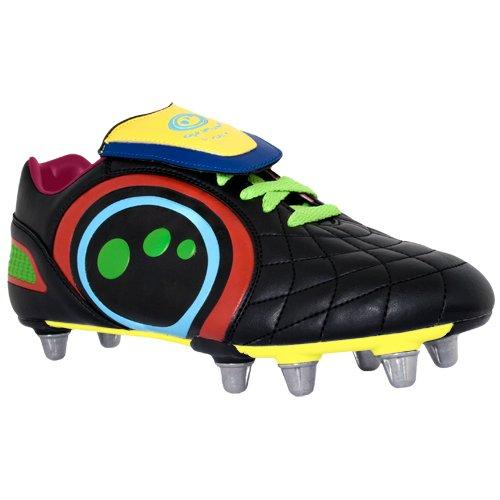 Optimum Youth Eclipse RBECBokj5 Rugby Boots - Bokka, 5 UK