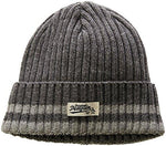 Original Penguin Men's Chunky Knit Watchcap, Dark Shadow, One Size