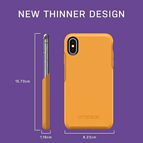 more photos f136c 1d382 OtterBox (77-59868) SYMMETRY SERIES, Sleek Protection for iPhone XR - ASPEN  GLEAM