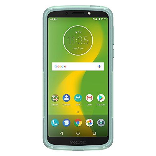 purchase cheap 3e3c6 9ef37 OtterBox Commuter Series Cell Phone Case for Moto G6 Play - Ocean Way (Aqua  Sail/Aquifer)