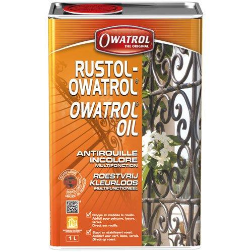 Owatrol rustol-owatrol Rust/Paint Additive 1 l