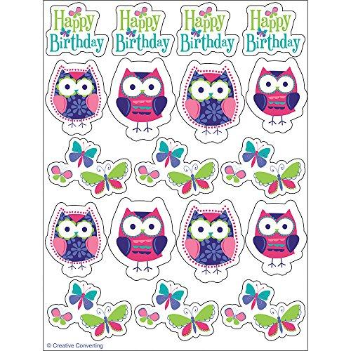 Owl Pal Stickers, Value