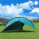 Oxking Beach Tent,Beach Canopy,Sun Shelter POP UP Tent 3-8 People Large Canopy Tent Pergola UV Protection Camping Fishing Festival Tents Awning