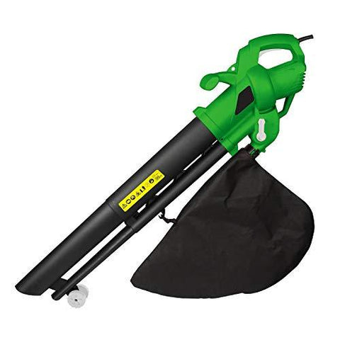 Oypla 3-in-1 2600W Electric Garden Leaf Blower and Vacuum Mulcher
