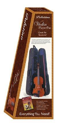 Palatino VN-KIT Violin PlayerPac