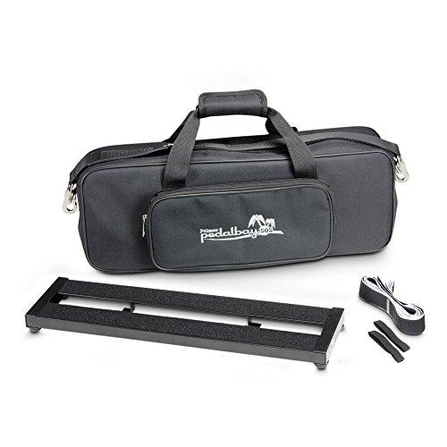Palmer MI PEDALBAY 50 S-Compact - Pedal Board with Padded Carry Case 50 cm