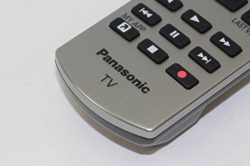 Panasonic N2QAYB001115 Original Television Remote Control 4K With Netflix  Button