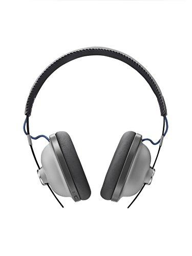 db37b86e93b000 ... PANASONIC RP-HTX80BE-H Bluetooth Wireless Over-Ear Headphones - Grey ...