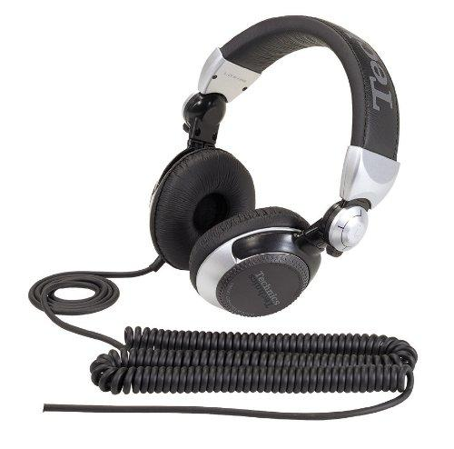 Panasonic Technics Professional DJ Headphones with Flip Away Ear Cup