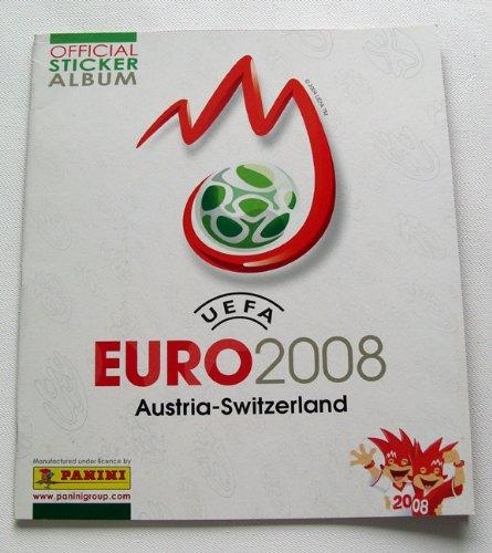 Panini Euro 2008 Sticker Album