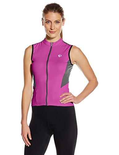 Pearl Izumi - Ride Women's Elite Pursuit Sleeveless Jersey, Purple Wine, Small
