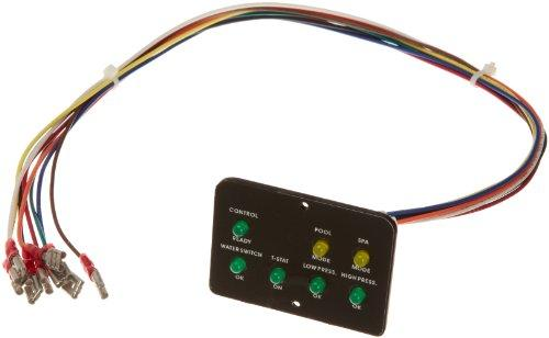 Pentair 473367 Complete Harness LED Board Assembly Replacement Pool and Spa Heat Pump