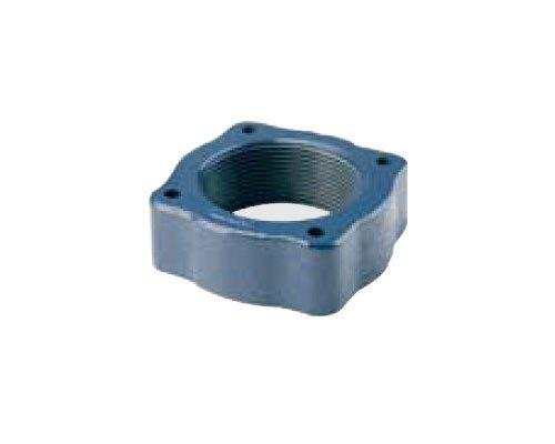 Pentair PKG 76 3-Inch Cast Iron Remote Trap Install Flange Replacement Strainers Pool and Spa Pump