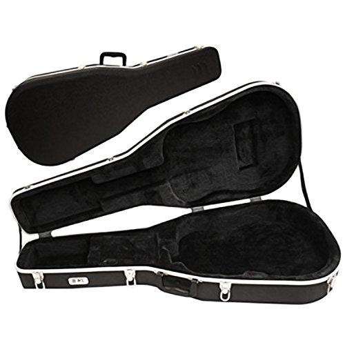Performance Plus GC550ES Full Size Acoustic Dreadnought Guitar Case - Molded ABS