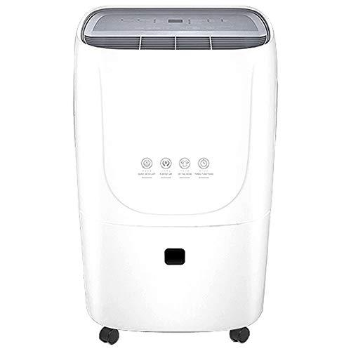 Pessica 6.5L household mute dehumidifier, basement dehumidification dryer, intelligent control panel, one-button operation, low function,Japaneseplug