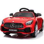 PETRLOY Oversized RC Cars Electric Toys 4WD Sports Car Ride On Battery Operated Swing Child Baby Toy with Parental Remote Control +2.4G Bluetooth + Early Education Rocking Cradle Leather Seat Cover