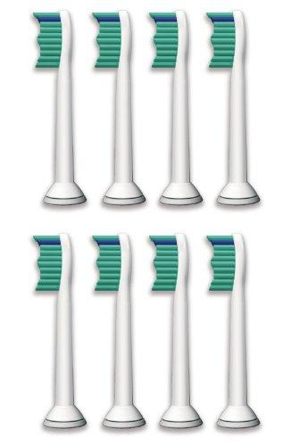 Philips HX6018/05 Pack of 8 Heads for Sonicare ProResults Standard Toothbrush