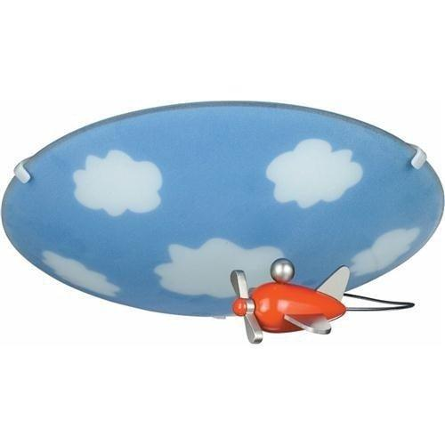 Philips MyKidsRoom Sky Children's Ceiling Light Multi Colour (Includes 1 x 14 Watts E27 Bulb)