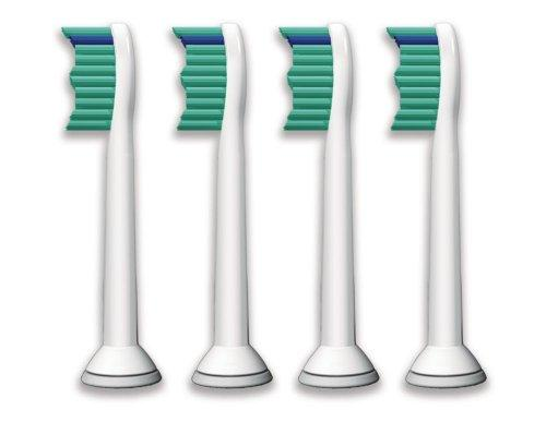 Philips Sonicare HX6014/35 Toothbrush Heads Standard Pack of 4)