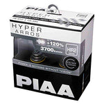 PIAA Hyper Arros HIR2 Car Headlight Bulbs (Twin Pack) HE912