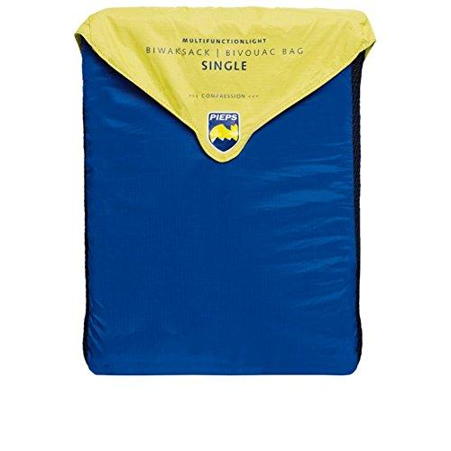 Pieps Bivy Bag MFL Single Bivvy 2016 Bag, Blue/Yellow, One Size