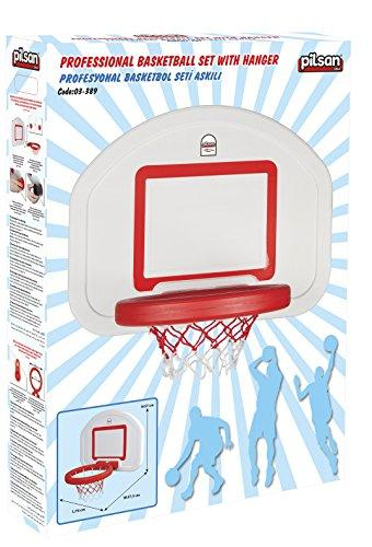 Pilsan Pilsan03 389 Professional Basketball with Hanger Toy