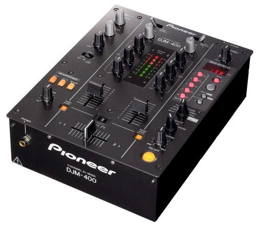 Pioneer DJM-400 2-Channel Effects DJ Mixer
