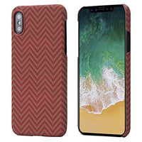 premium selection d64d6 b47c6 pitaka Minimalist Case Compatible with iPhone X 5.8