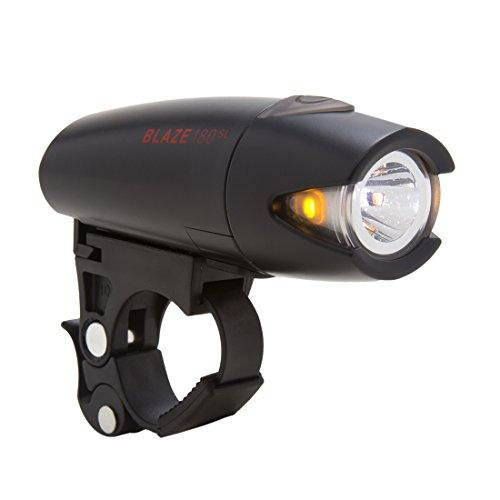 Planet Bike Blaze 180 SI Bike Head Light, Black