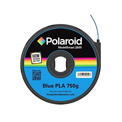 Polaroid 3D 750g PLA Roll for 3D Printer - Blue