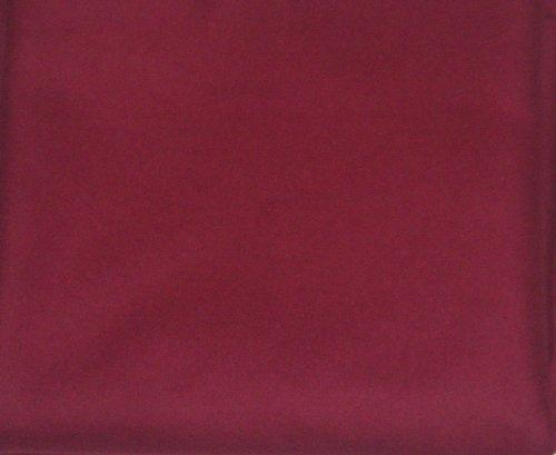 POOL TABLE SPEED CLOTH BED & CUSHIONS AVAILABLE IN DIFFERENT SIZES AND COLOURS** (BURGUNDY, 8FT)