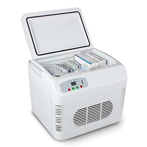 Portable Refrigerator 12L Mini Fridge Cooler Freezer Drug Insulin Vaccine Refrigerator Warmer TG Car Home Travel Camping Picnic,Normaledition