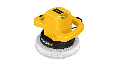 Powerplus 240mm 110w 230v Polisher with 2x Polishing Pads POWX0496 - 3 Years Warranty