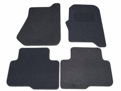 Premium Tailored Black Carpet Car Floor Mats By AoE Performance