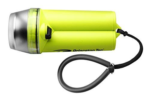 Princeton Tec TEC400 – Submergible Diving and Snorkelling Torch, Yellow