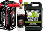 Pro-Kleen Snow Foam Lance for Use with Karcher K Series Pressure Washers Includes 5 Litres Apple Snow Foam
