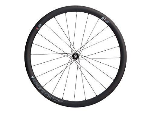 Profile Designs 38/24 Full Carbon Road Disc Brake Front Wheel (Center Lock)