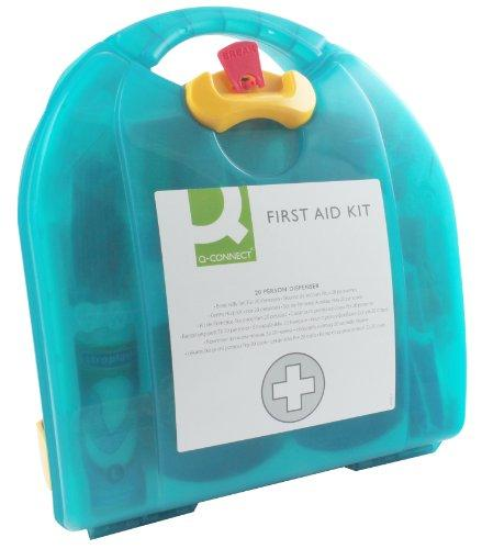 Q-Connect KF00576 20 Person First Aid Kit