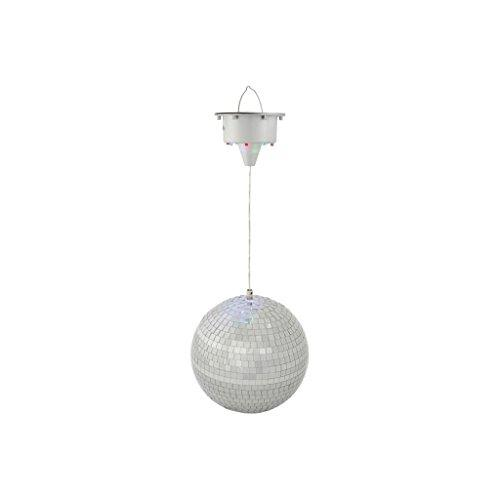 qtx Glow Mirror Ball with LED Motor
