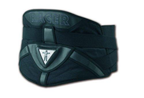 Racer Cult 1014 PCM Motorbike Kidney Belt, Black, XL