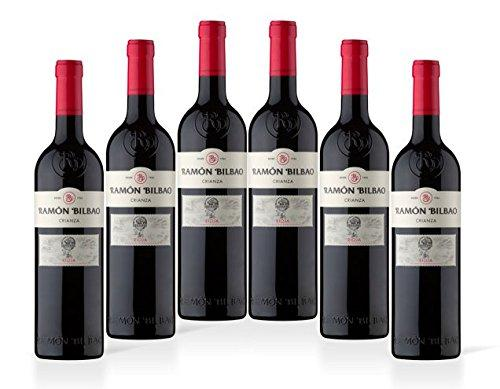 Ramon Bilbao Crianza - Red Wine- 6 Bottles Case