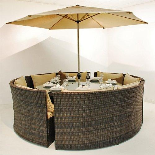 Rattan Garden Furniture Dallas Sofa Set Garden Furniture
