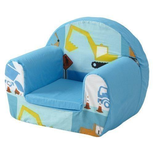 Ready Steady Bed Childrens Toddlers Foam Armchair, Construction