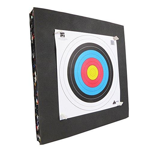 Recycled Foam 60x60x8 cm Leisure or Pistol Crossbow – Archery Target Kit