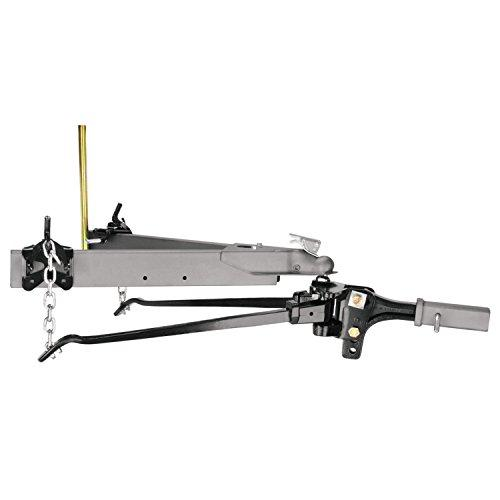 Reese 66540 High-Performance Trunnion Kit with Adjustable Hitch Bar - 600 lbs.