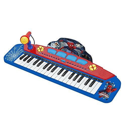 REIG 569 – Electronic Keyboard with Microphone Musical Instrument