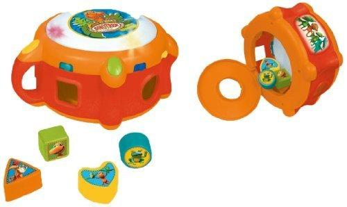 Reig Dinotren Shape Sorter with Electronic Drum by Reig